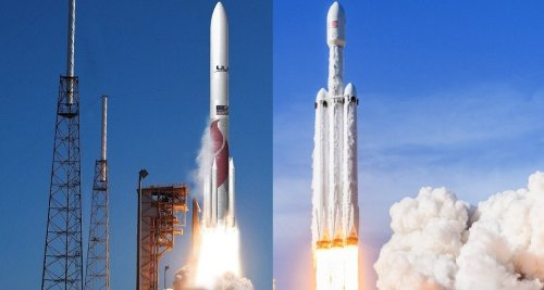 ULA and SpaceX win shares of future national security launches; Blue Origin loses out