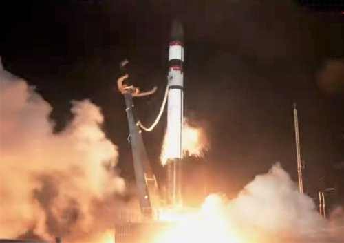 BlackSky Earth-observing satellites lost due to anomaly during Rocket Lab launch