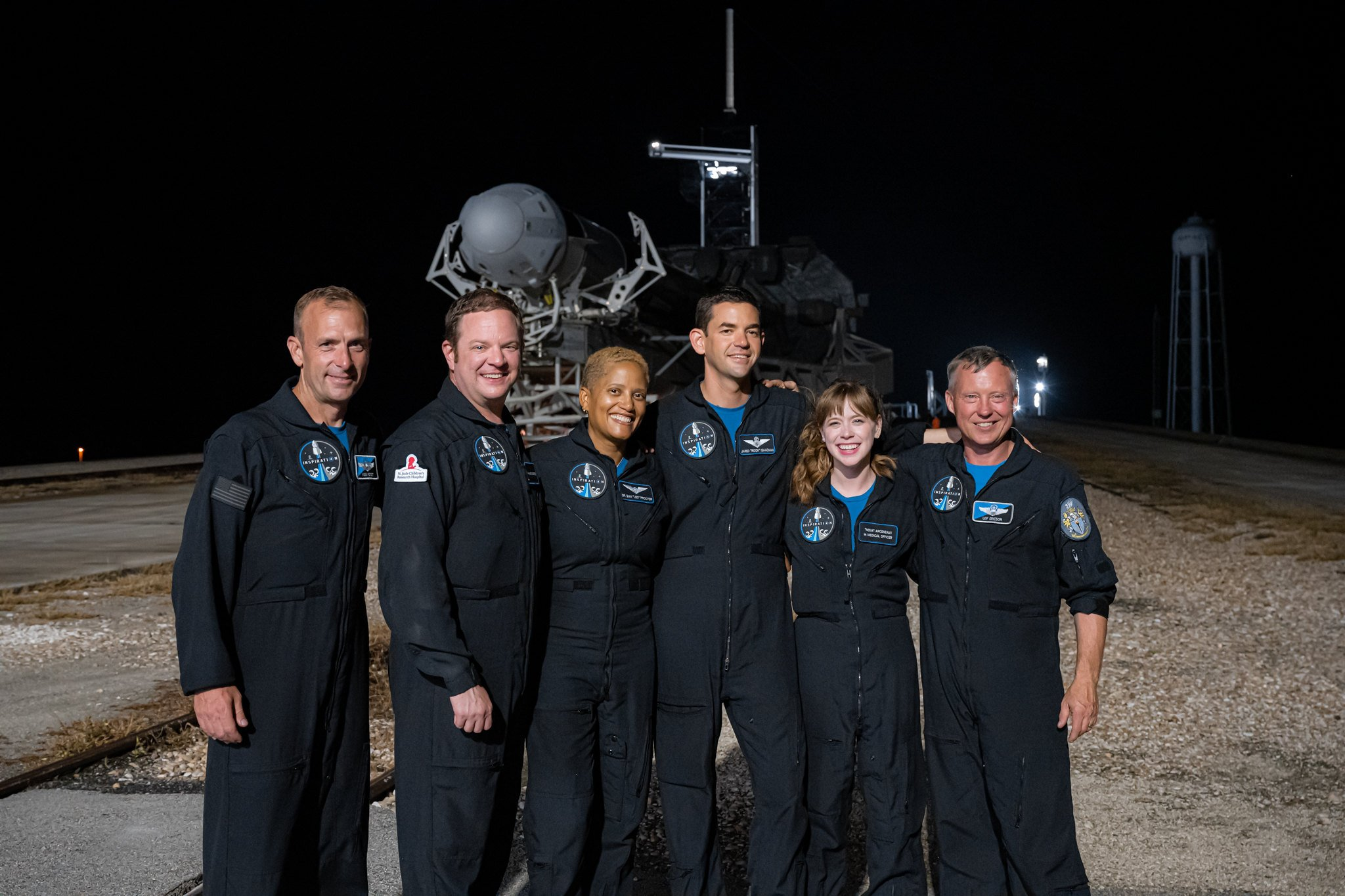 Why Inspiration4's 'all-civilian' trip to orbit represents the dawn of a second space age