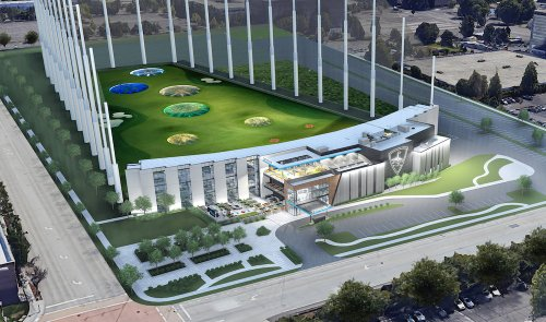 Topgolf is officially bringing one of its high-tech sports and entertainment venues to Seattle area