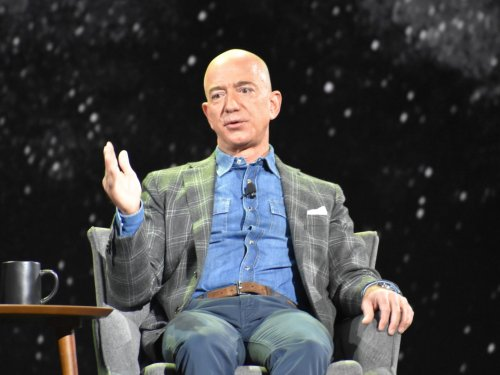 Bezos Earth Fund pledges $1B to conserve land and sea in critical areas of the world