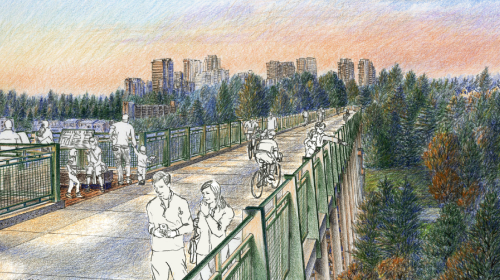 Amazon gives $7.5M to complete bike and walking trail in Bellevue, where it is growing rapidly