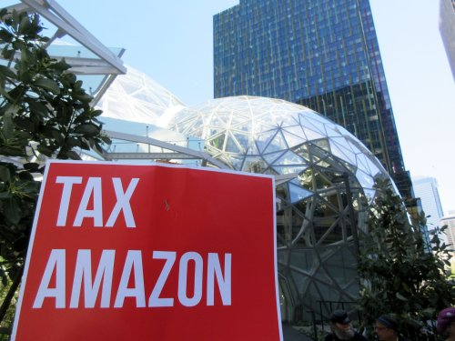 How Seattle's new payroll tax on Amazon and other big businesses will work