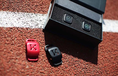 iKinesis real-time wearable, electronic running coach