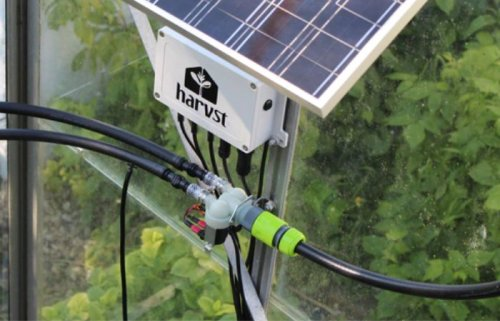 WaterMate automated, solar powered plant watering system