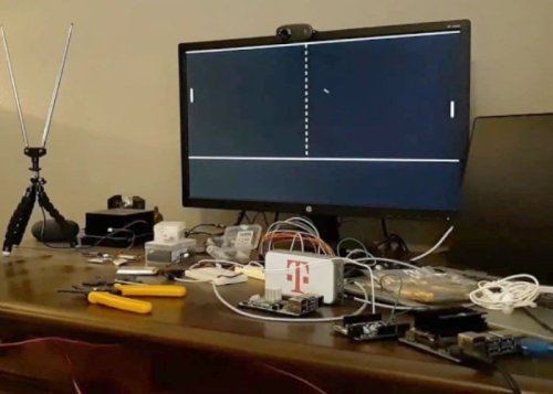 Raspberry Pi Pico Pong game project - Geeky Gadgets