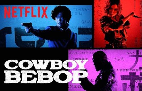 Cowboy Bebop TV series trailer released by Netflix