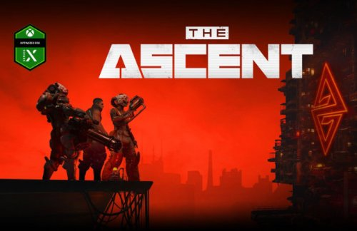 The Ascent indie action shooter RPG game launches on Xbox and PC