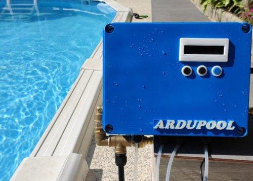 ARDUPOOL pool monitor hits Kickstarter from €149 - Geeky Gadgets