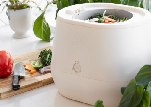 Lomi transforms food waste into compost at the press of a button - Geeky Gadgets