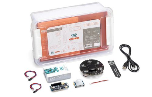 Learn about the Internet of Things with the Arduino Explorer kit