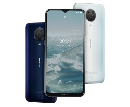 Nokia G10 and G20 now available in the UK
