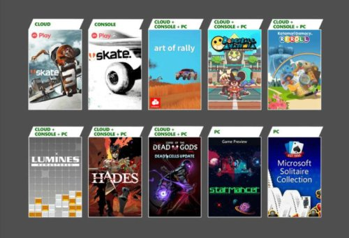 New free Xbox games coming to Xbox Game Pass
