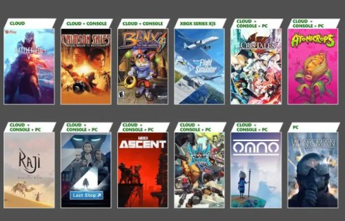 Free Xbox games this month on Xbox Game Pass