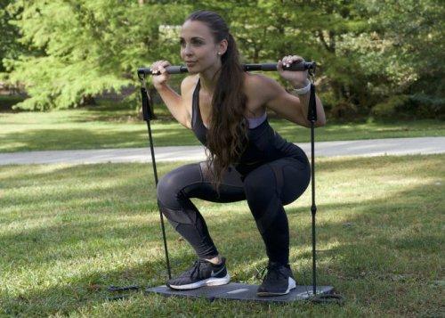 EVO Gym all-in-one portable gym - Geeky Gadgets