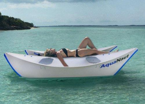 AquaNaut folding boat hits Kickstarter - Geeky Gadgets