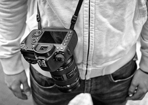 """CP.01 Camera Plate """"fundamentally changes the way you photograph"""" - Geeky Gadgets"""