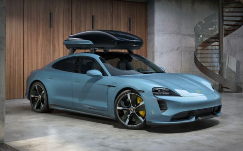 Porsche Performance roof box launches this month - Geeky Gadgets