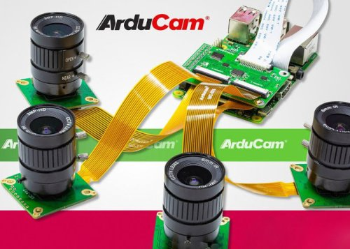 Raspberry Pi multiple camera adapter - Geeky Gadgets