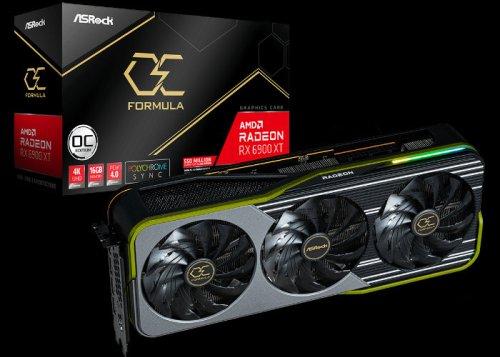 ASRock AMD Radeon RX 6900 XT OC Formula 16GB graphics card introduced - Geeky Gadgets