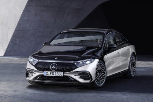 New Mercedes EQS luxury electric vehicle unveiled - Geeky Gadgets