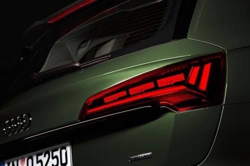 Audi is digitizing vehicle taillights with the its next-generation OLED technology - Geeky Gadgets