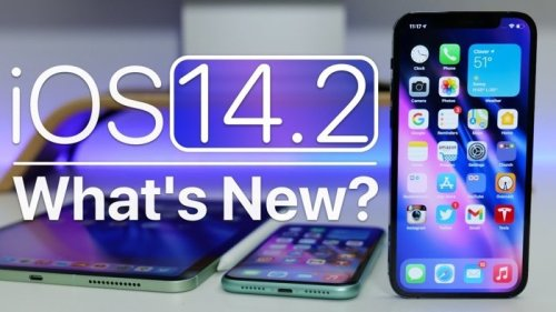 What's new in iOS 14.2 (Video) - Geeky Gadgets