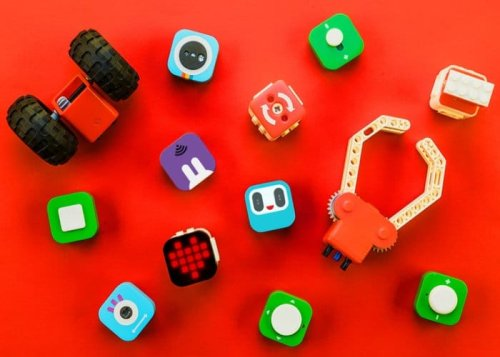 Tinkamo Smart Building Blocks For 5-12 Year Olds - Geeky Gadgets