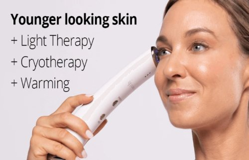 Lumina 3-in-1 FDA cleared facial toning and anti-aging microcurrent wand - Geeky Gadgets