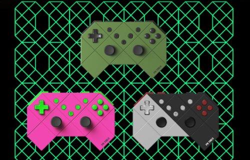SAGAIA gaming controller hits Kickstarter