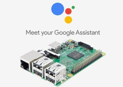 Raspberry Pi running Google Assistant - Geeky Gadgets