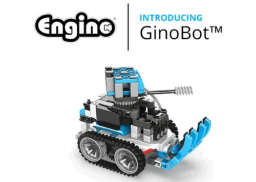 Lear to code with the GinoBot programmable robot - Geeky Gadgets