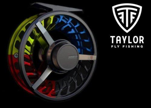 Taylor next generation fly fishing reel hits Kickstarter - Geeky Gadgets