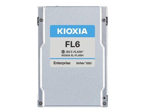KIOXIA PCIe 4.0 SDD with low latency, high endurance storage class memory
