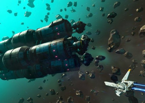 No Man's Sky: Desolation free update adds mysterious derelict freighters - Geeky Gadgets