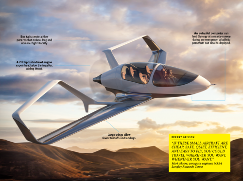 Flying Cars Coming Soon? - Geeky Gadgets