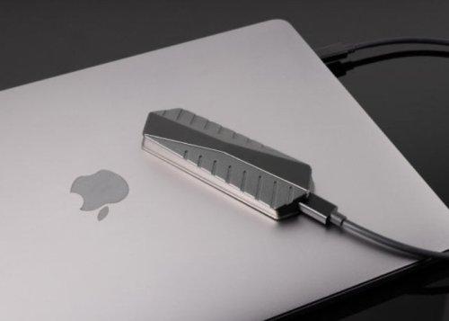 GigaDrive Thunderbolt 4 waterproof, 2,800 MBs 4TB external SSD - Geeky Gadgets