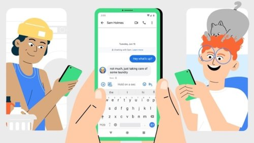 Google Messages end to end encryption exits beta