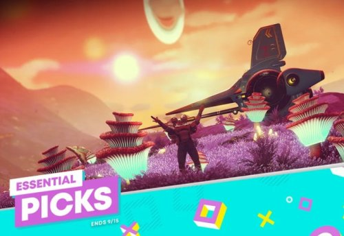 PlayStation Store Essential Picks sale now on