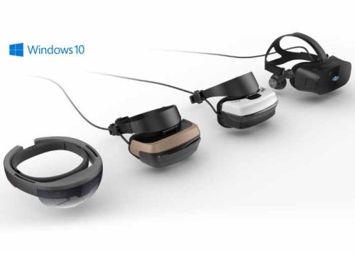 Microsoft Windows VR Headset Minimum PC Specs Confirmed