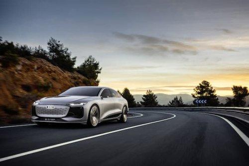 Audi A6 e-tron concept unveiled - Geeky Gadgets