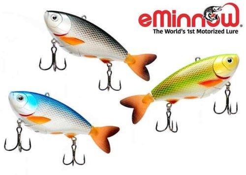 eMinnow Motorised Fishing Lure Hits Kickstarter (video)