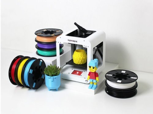 Reminder: Save 32% on the Toybox 3D Printer Deluxe Bundle - Geeky Gadgets