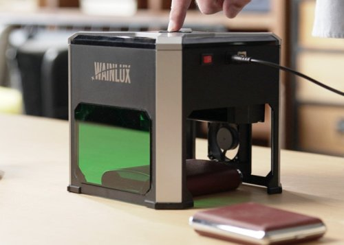 Wainlux K6 desktop portable laser engraver - Geeky Gadgets