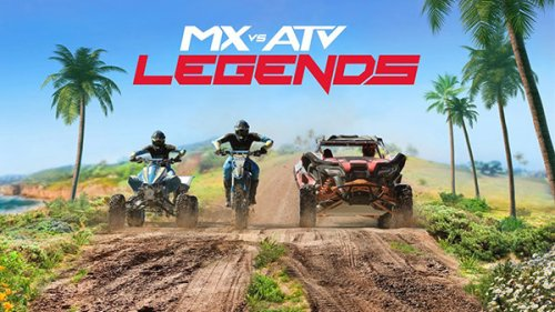MX vs. ATV Legends announced for PS5, Xbox Series, PS4, Xbox One, and PC