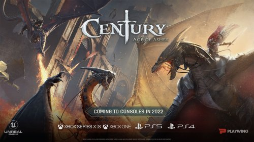 Century: Age of Ashes coming to PS5, Xbox Series, PS4, Xbox One, and mobile in 2022 - Gematsu