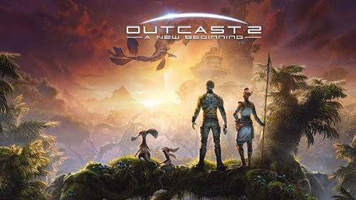 Outcast 2: A New Beginning announced for PS5, Xbox Series, and PC