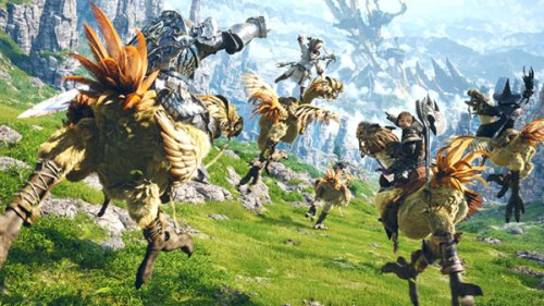 Final Fantasy XIV for PS5 launches May 25 alongside patch 5.55