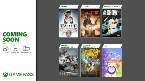 Xbox Game Pass adds Phogs!, Second Extinction, Destroy All Humans!, and more in late April - Gematsu