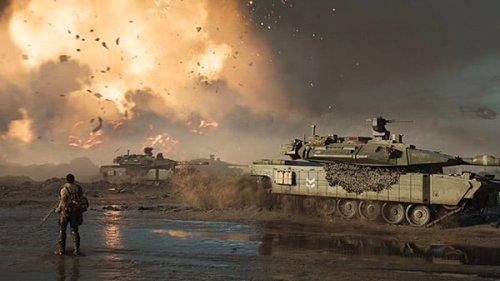 Battlefield 2042 gameplay reveal trailer